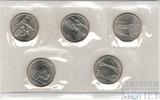 Набор квотеров (25 центов) США, 2005 г.