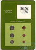 Набор монет серии All Nations - Исландия