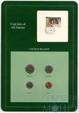 Набор монет серии All Nations - Каймановы острова