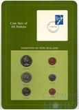 Набор монет серии All Nations - Новая Зеландия