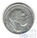 1 крона, серебро, 1895 г., Австрия