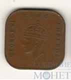 1 цент, 1943 г., Малайя