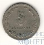 5 сентаво, 1937 г., Аргентина