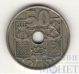 50 сентимо, 1963 г., Испания