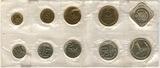 Годовой набор монет ГБ СССР, 1990 г. ММД
