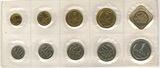 Годовой набор монет ГБ СССР, 1991 г. ММД