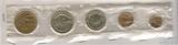 Годовой набор монет ГБ СССР, 1964 г.