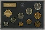 Набор монет ГБ СССР, 1983 г., ЛМД