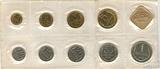 Годовой набор монет ГБ СССР, 1985 г., R