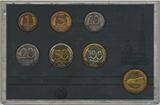Набор монет ГБ СССР, 1992 г.,СПМД