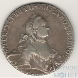 1 рубль, серебро, 1764 г., ММД TI ЯI