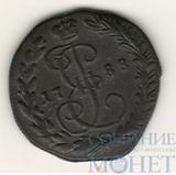 деньга, 1788 г., КМ, Биткин - R
