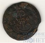 деньга, 1768 г., ЕМ