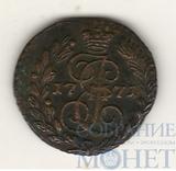 полушка, 1771 г., ЕМ