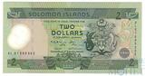 2 доллара, 1986 г., Соломоновы острова