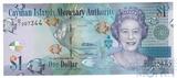 1 доллар, 2004 г., Каймановы острова