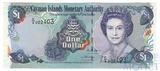 1 доллар, 1996 г., Каймановы острова