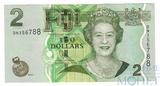 2 доллара, Фиджи