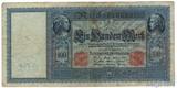 100 марок, 1910 г., Германия