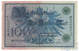 100 марок, 1908 г., Германия