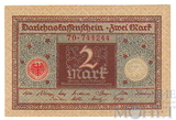 2 марки, 1920 г., Германия