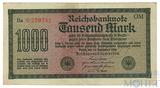 1000 марок, 1922 г., Германия