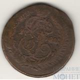 2 копейки, 1788 г., СПМ, Биткин - R, гуртовая надпись