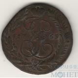 2 копейки, 1765 г., ММ