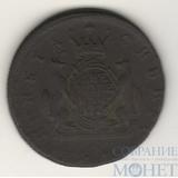 Сибирская монета, 2 копейки, 1776 г.