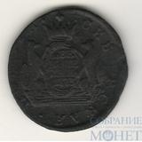 Сибирская монета, 2 копейки, 1773 г.