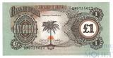 1 фунт, 1968-69 гг.., Биафра