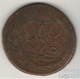 """5 копеек, 1759 г.,""""ММ"""", Биткин - R"""