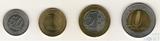 Набор монет, 2012 г., Ангола