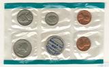 Годовой набор монет США, 1969 г., монетный двор P