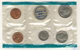 Годовой набор монет США, 1970 г., монетный двор P