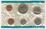 Годовой набор монет США, 1971 г., монетный двор P