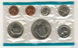 Годовой набор монет США, 1973 г., монетный двор P