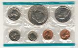 Годовой набор монет США, 1974 г., монетный двор P