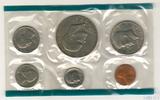 Годовой набор монет США, 1978 г., монетный двор P