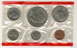 Годовой набор монет США, 1978 г., монетный двор D