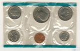 Годовой набор монет США, 1979 г., монетный двор P