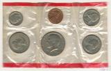 Годовой набор монет США, 1979 г., монетный двор D