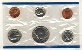 Годовой набор монет США, 1984 г., монетный двор P
