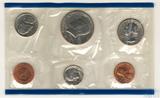 Годовой набор монет США, 1985 г., монетный двор P