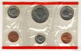 Годовой набор монет США, 1985 г., монетный двор D