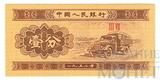1 фен, 1953 г.. Китай