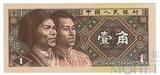 1 джао, 1980 г.. Китай