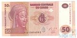 50 франков, 2013 г., Конго