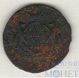 Сибирская монета, копейка, 1771 г., КМ