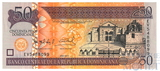 50 песо, 2011 г., Доминикана